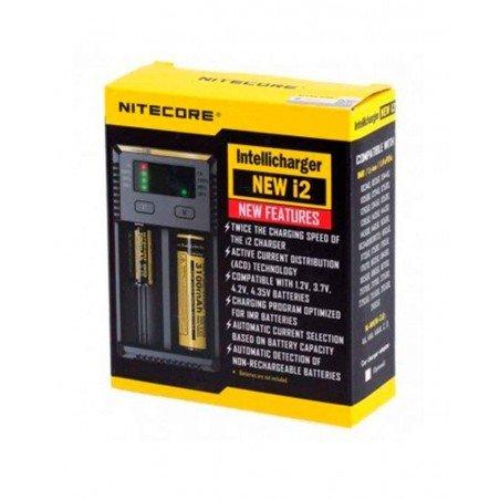 Nitecore New I2 2 Cargador Baterías
