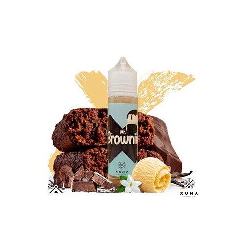 Mr. Brownie Xuna Eliquids 0mg 50ml 60ml