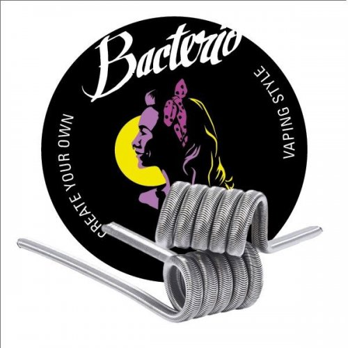 Mad Fucking Bacterio Coils 0.13 Ohm.