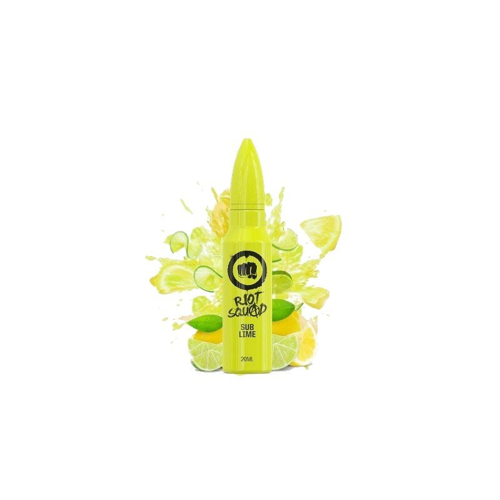 Sub Lime Riot Squad 50ml (shortfill)
