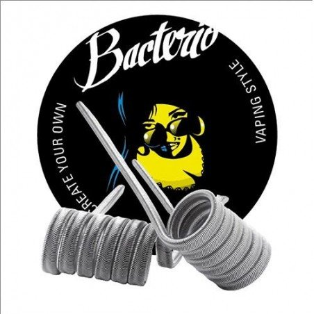 Speed Alien Coil Bacterio Coils 0.11 Ohm.