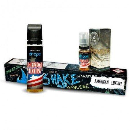 American Luxury Shake 'n' Vape - Drops 3 mg 60 ml