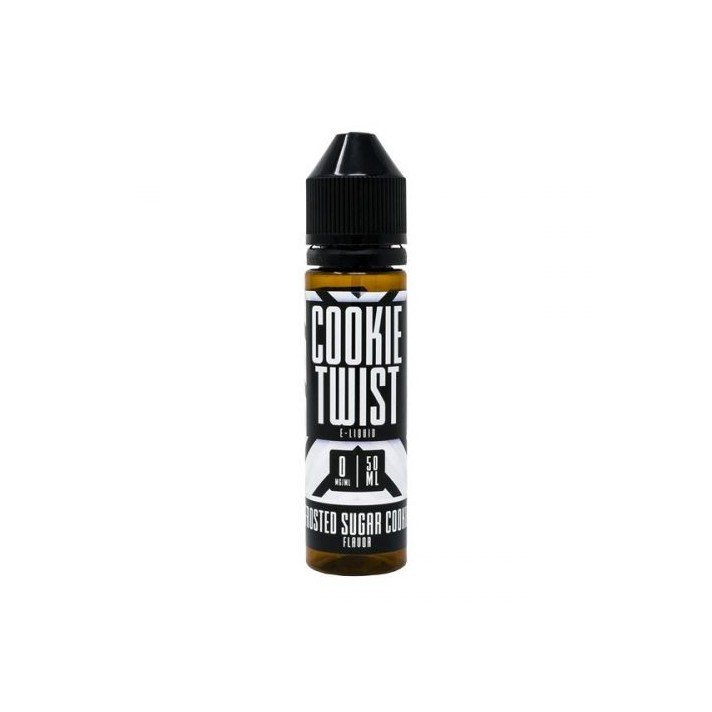 Frosted Sugar Cookie Twist 50ml (shortfill)
