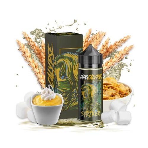Striker Vapocalypse 100ml (shortfill)