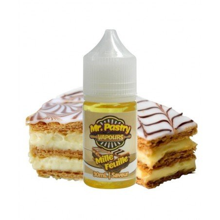 Aroma Mr Pastry Mille Feulle 30ml