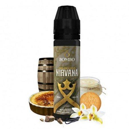 Bombo Golden Era Nirvana 50 ml (shortfill)