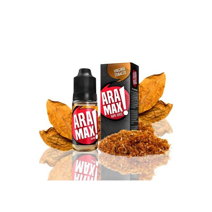 Aramax Virginia Tobacco 10ml 6mg