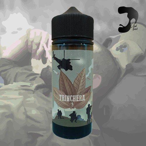 Trinchera by Cloud Bread Daruma E-Liquids 80ml (shortfill)
