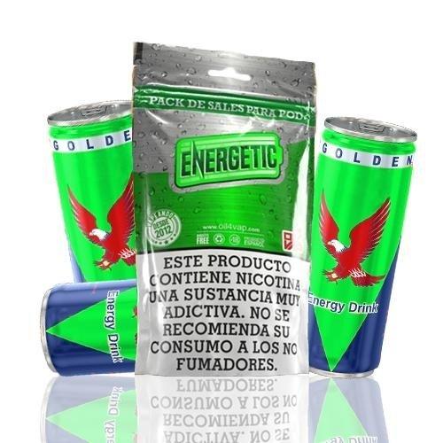 Oil4vap Pack de Sales Energetic
