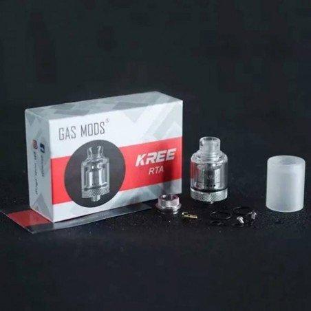 Kree RTA 22mm - Gas Mods