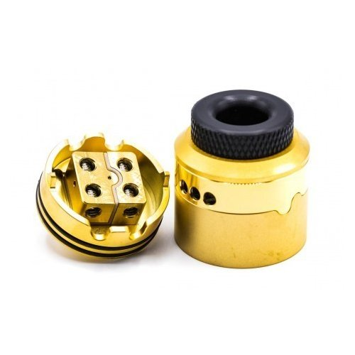 An RDA For Vaping by Coilturd Gold
