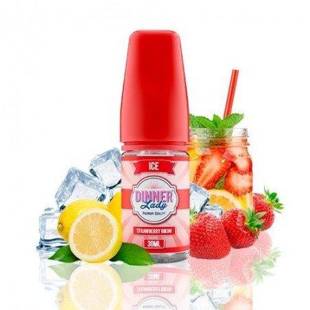 Aroma Dinner Lady Ice Strawberry Bikini 30ml