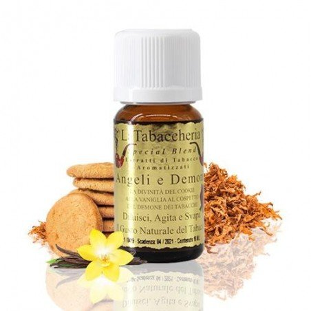 La Tabaccheria  Special Blend Angeli e Demoni Aroma 10ml