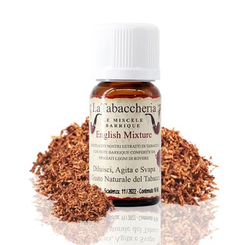 La Tabaccheria Barrique Mixture English Mixture Aroma 10ml