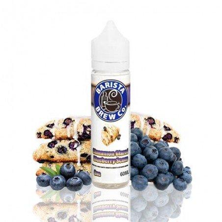 Cinnamon Glazed Blueberry Scone - Barista Brew Co. 0mg 50ml