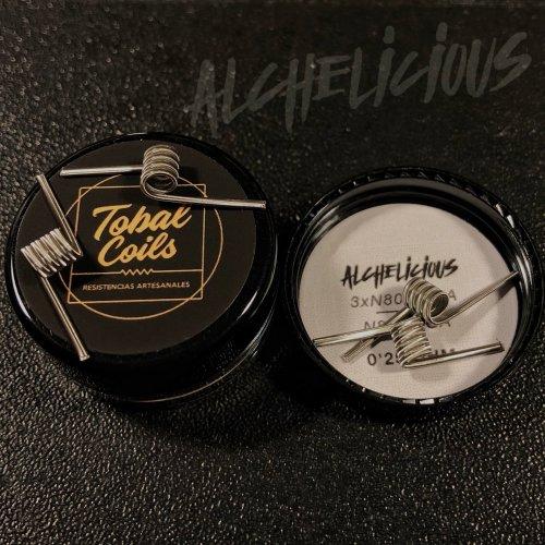Alchelicius Tobal Coils Single Coil 0.28