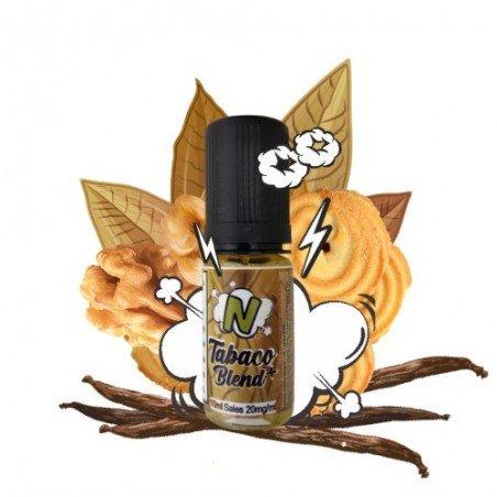 Tabaco Blend Plus N Eliquids Sales de Nicotina 10ml 20mg