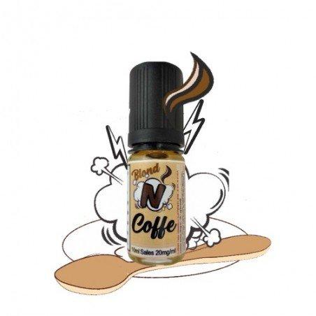 Blond Coffee N Eliquids Sales de Nicotina 10ml 20mg