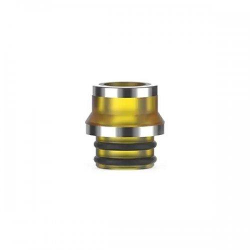 Drip Tip 510 Acero y Ultem 002 Fumytech