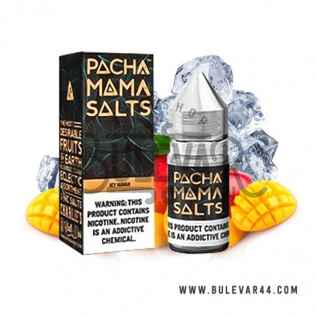 ICY Mango By Pacha Mama Sales de nicotina 20 mg 10 ml