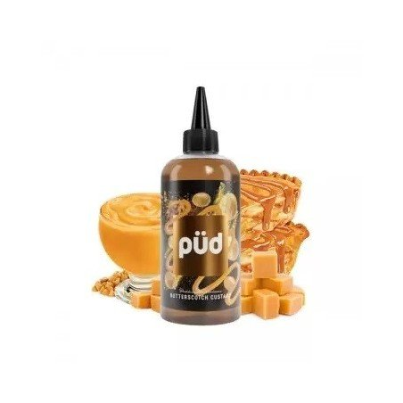 Butterscoth Custard Püd 200ml 0mg by Joe's Juice