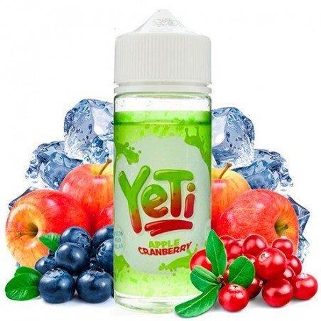 Apple Cranberry - Yeti Eliquid 100ml 120ml