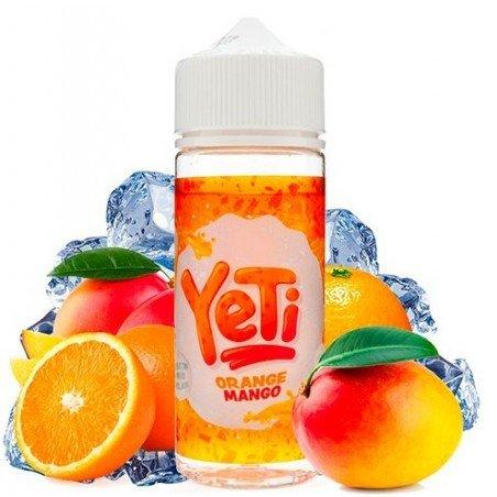 Orange Mango - Yeti Eliquid  100ml 120ml
