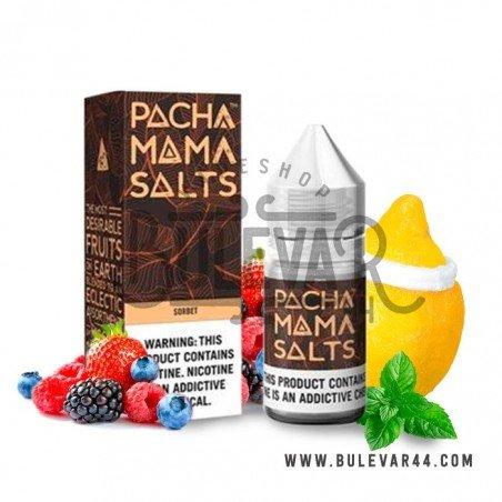 Pacha Mama Salts Sorbet Sales de nicotina 20 mg 10 ml
