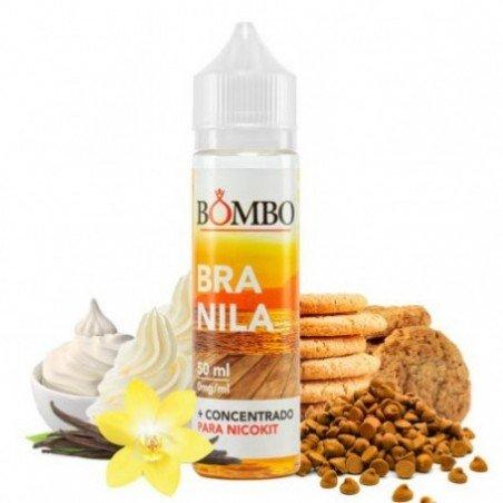 Branila 0 mg 50ml - Bombo