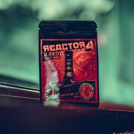 Chernobyl Coils Reactor 4 dual coil 0.22 Ohm
