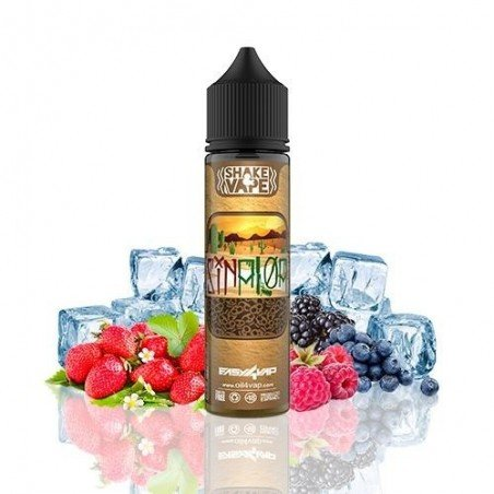 Aroma Oil4Vap Easy4Vap Sinaloa 10ml (Shake and vape)