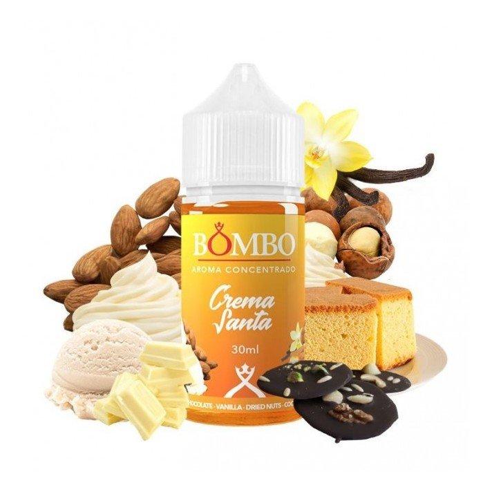 Aroma Crema Santa Bombo Eliquids 30ml