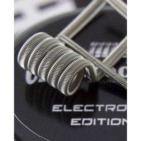 Charro Coils Tricore Alien Electronico