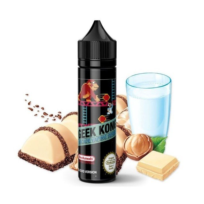 Geek Kong Geek Juice 2x 50ml (shortfill)