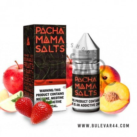 Pacha Mama Salts Fuji Sales de nicotina 20 mg 10 ml