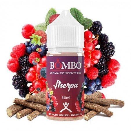Aroma Sherpa Bombo Eliquids 30ml