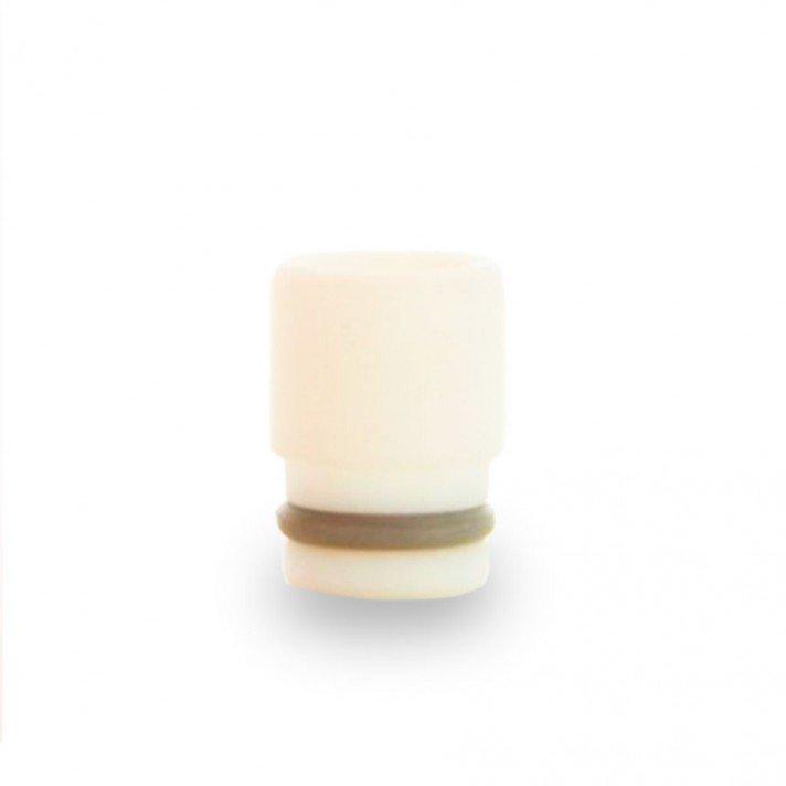 Drip Tip 510 Teflon Blanco