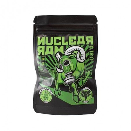 Chernobyl Coils Nuclear Ram 0.12 Ohm (Pack 2)