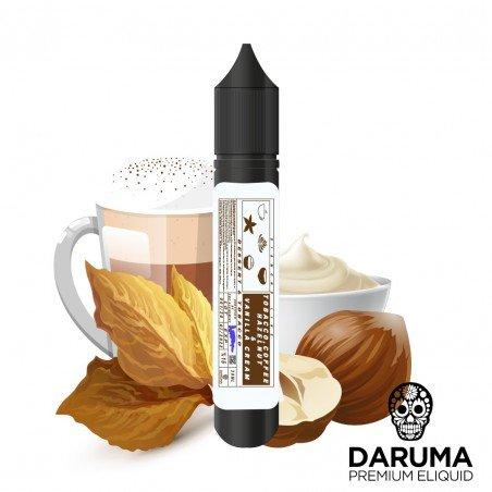 Aroma Tobacco, Coffe, Hazelnut and Vanila Cream 30ml Gama Diamond Line Daruma E-liquids