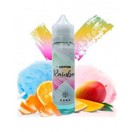 Cotton Rainbow Xuna Eliquids 0mg 50ml / 60ml