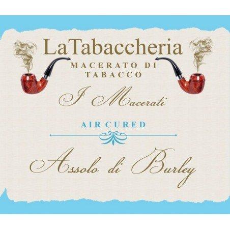 Aroma La Tabaccheria Macerato Assolo Di Burley 10ml