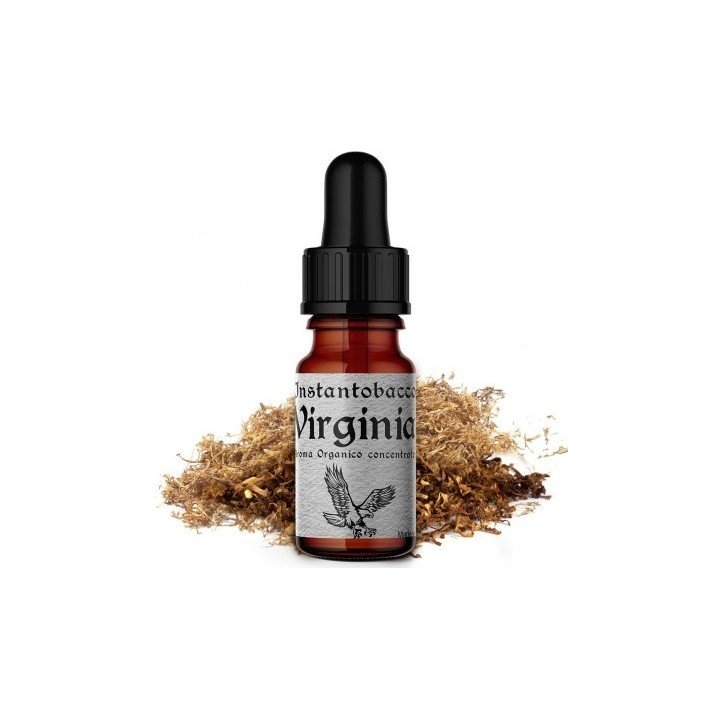 Aroma ADG Virginia Concentrado Orgánico Microfiltrado 10ml
