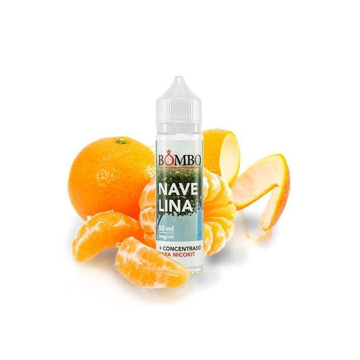 Navelina 0 mg 50ml - Bombo