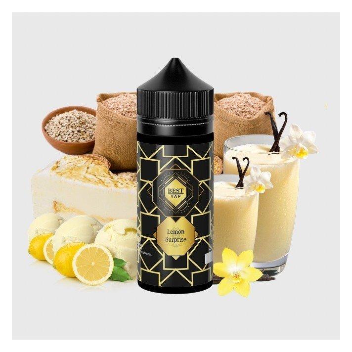 Best Vap Lemon Surprise 100ml (shortfill)