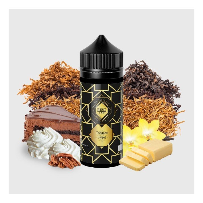 Best Vap Tobacco Sweet 100ml (shortfill)