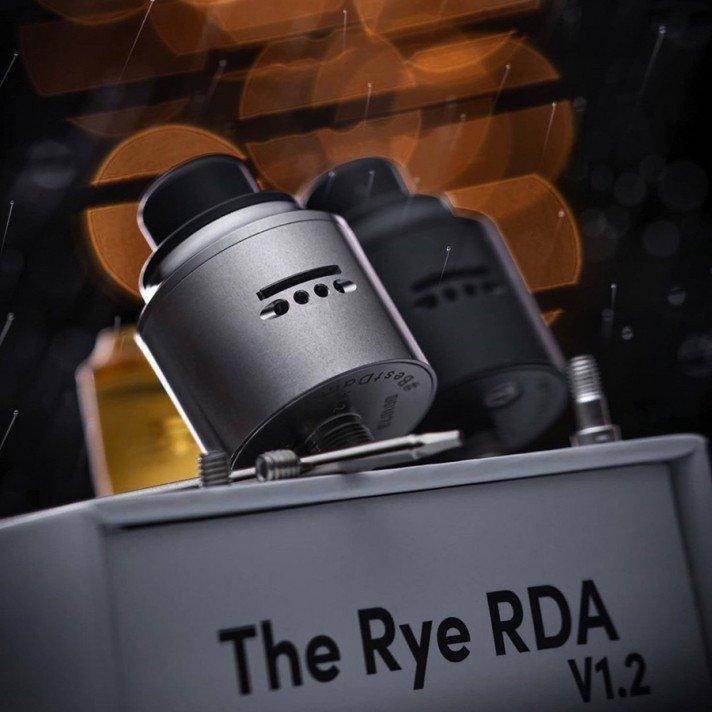 Rye V1.2 RDA By 99 Wraps