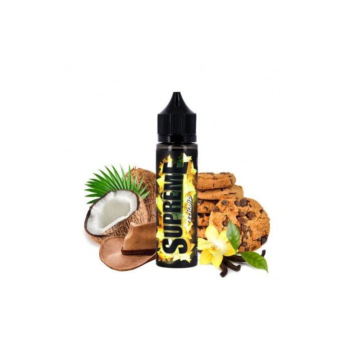 Supreme Eliquid France 50ml (shortfill)