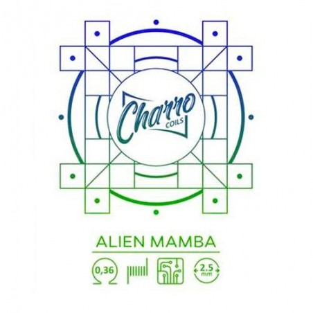 Charro Coils Alien Mamba 0.36 Ω