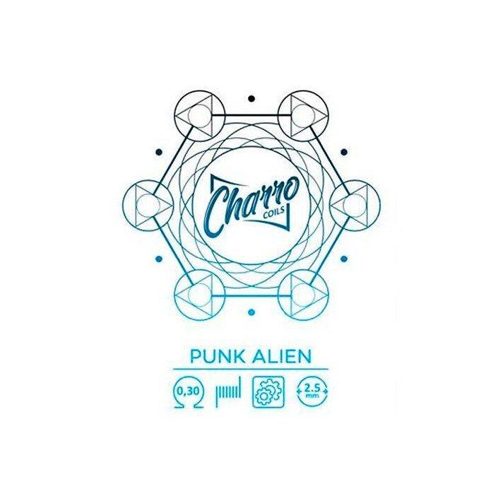 Charro Coils Punk Alien 0.30 Ω Single Coil