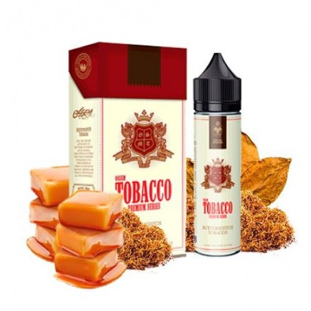Ossem Juice Butterscotch Tobacco 50ml (shortfill)